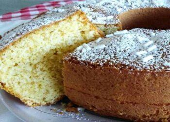 Gâteau traditionnel sans beurre