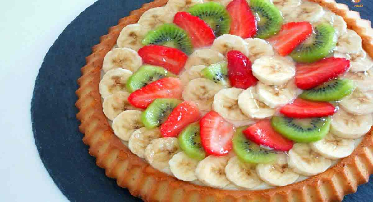 Magnifique tarte aux fruits
