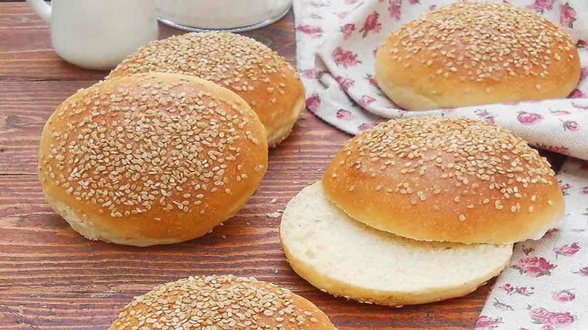 Meilleurs pains pour hamburger