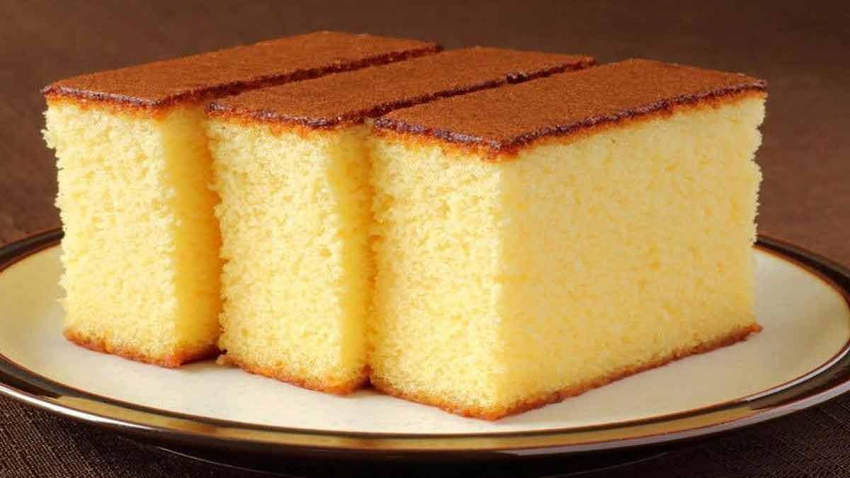 gâteau italien au lait chaud