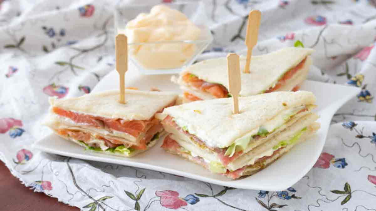 sandwichs rapides