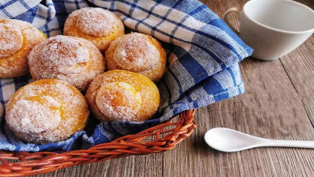 brioches siciliennes sans œufs et lait
