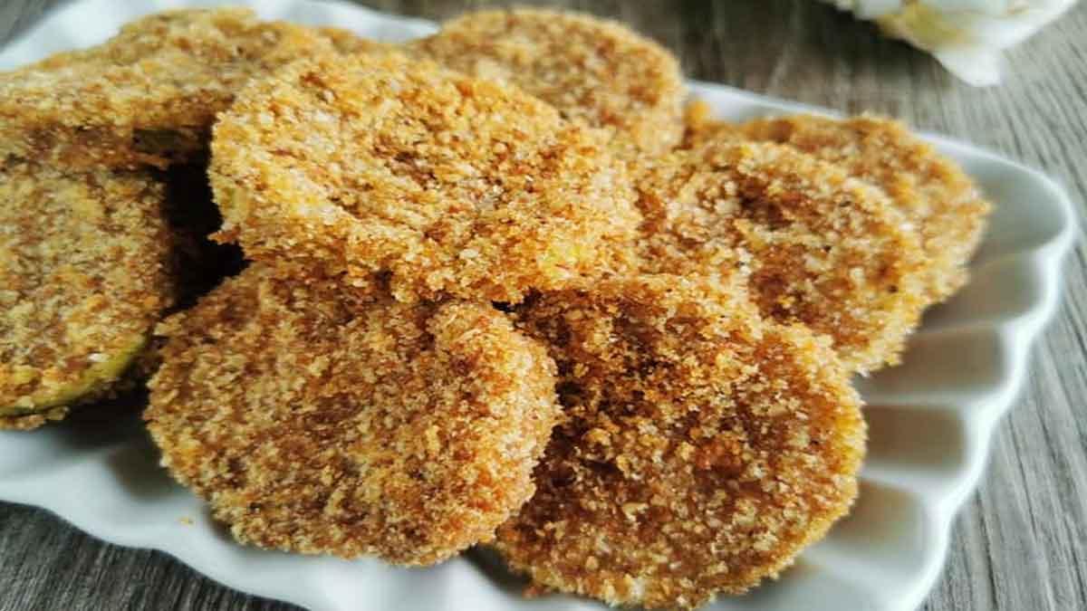 courgettes panées au parmesan