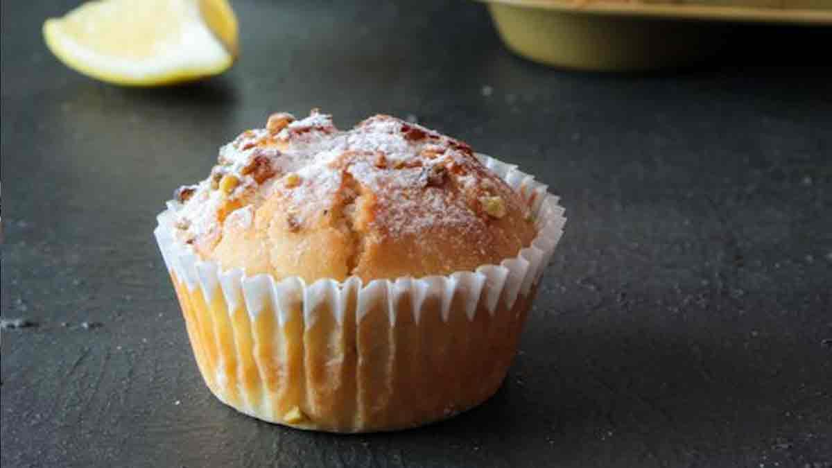 muffins au citron et yaourt