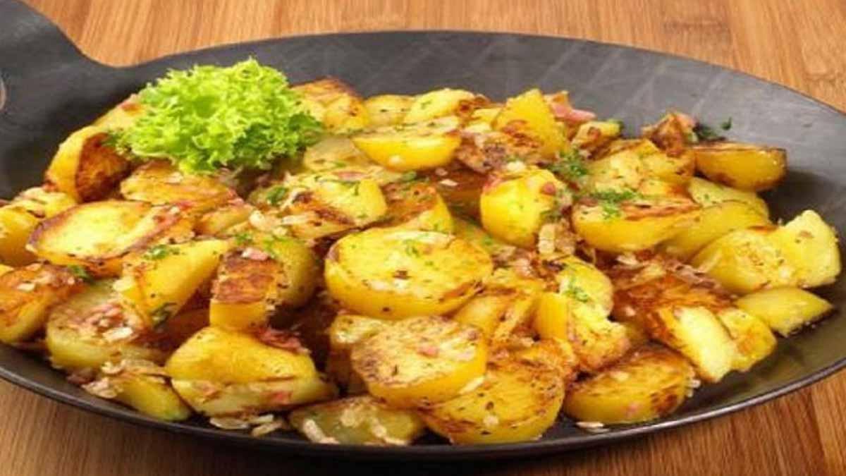 pommes de terre tyroliennes à la saveur italienne