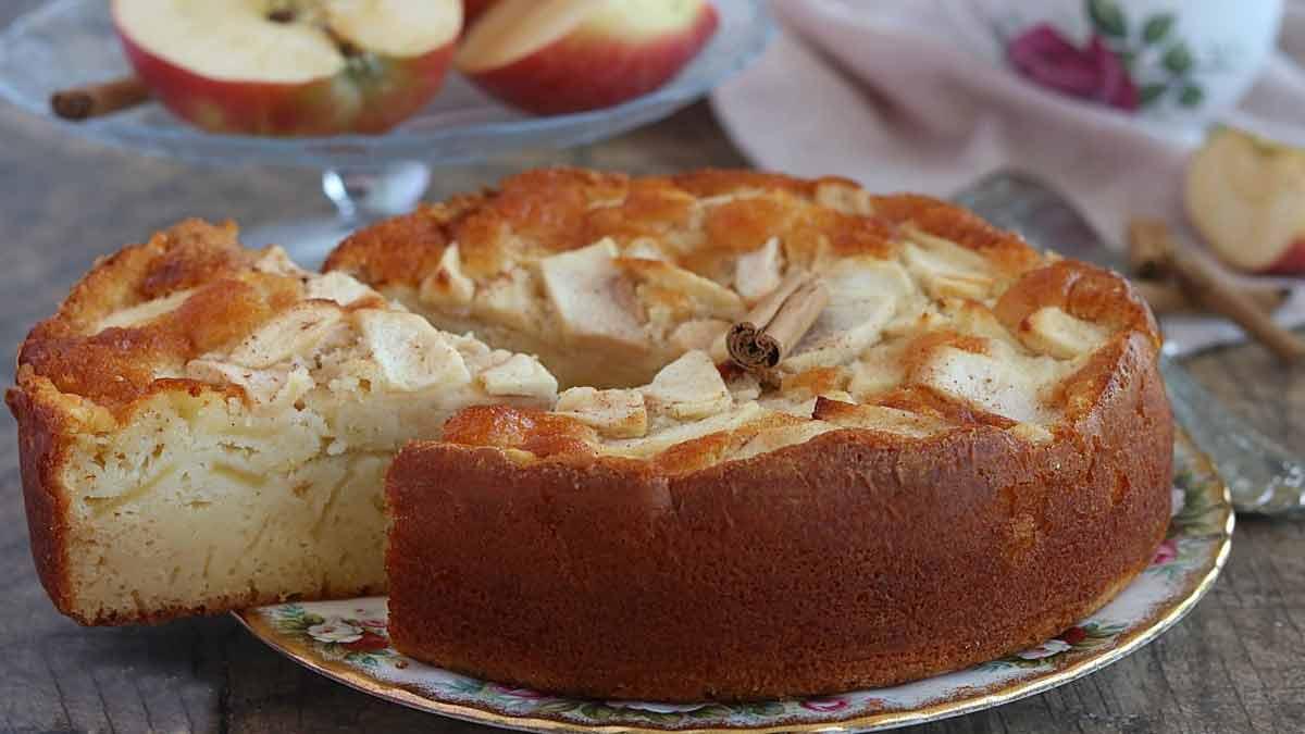 Tarte exquise aux pommes