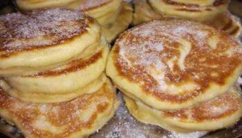 beignets aux pommes parfumés à la vanille