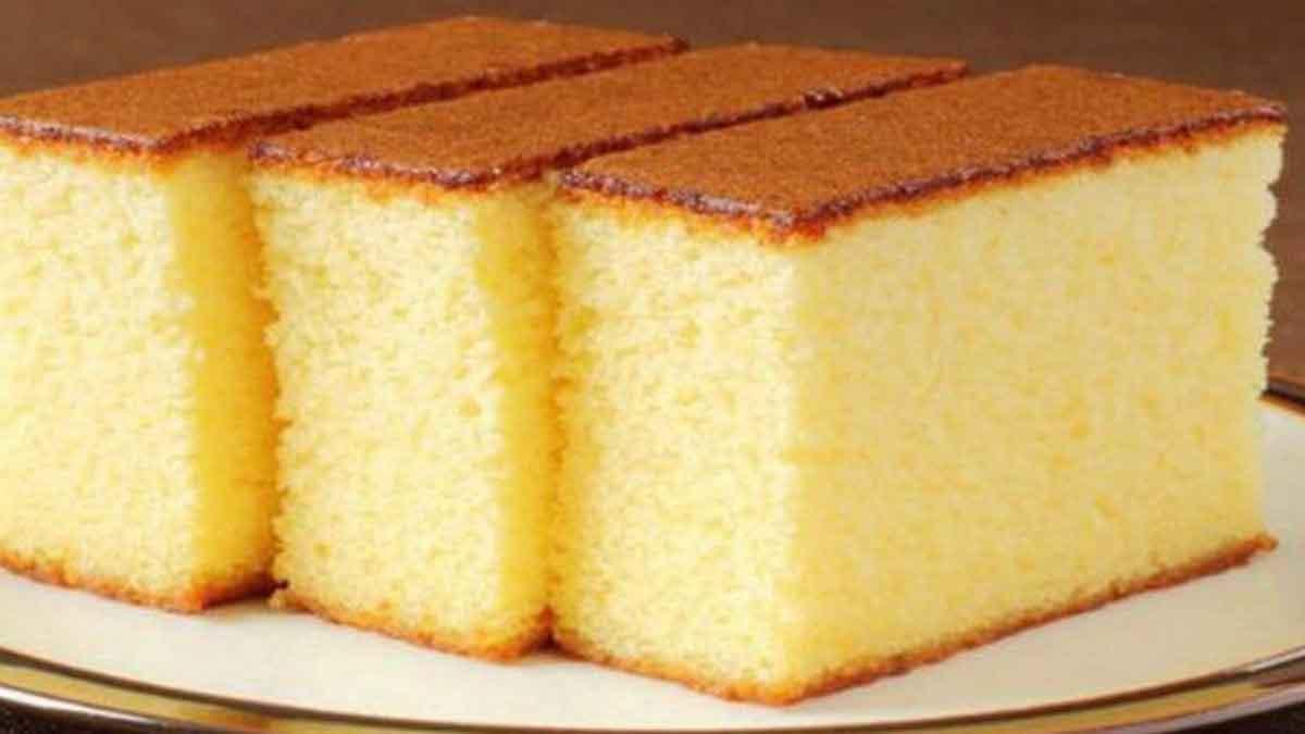 gâteau fondant à la crème