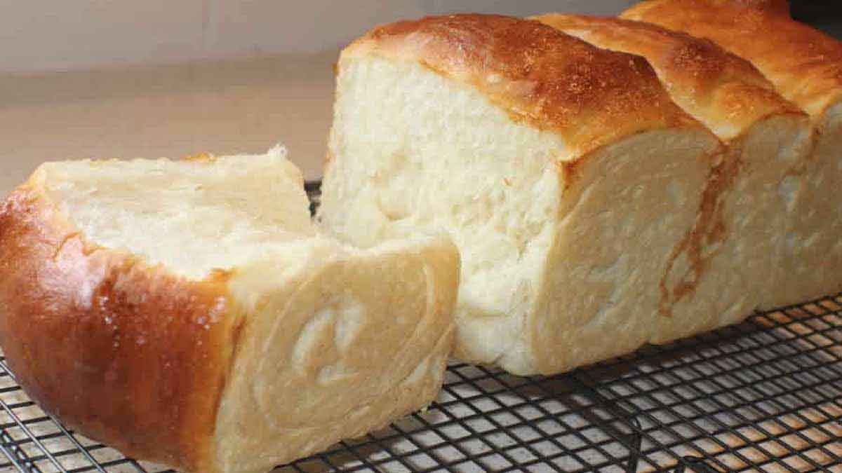 pain de mie au lait au Thermomix