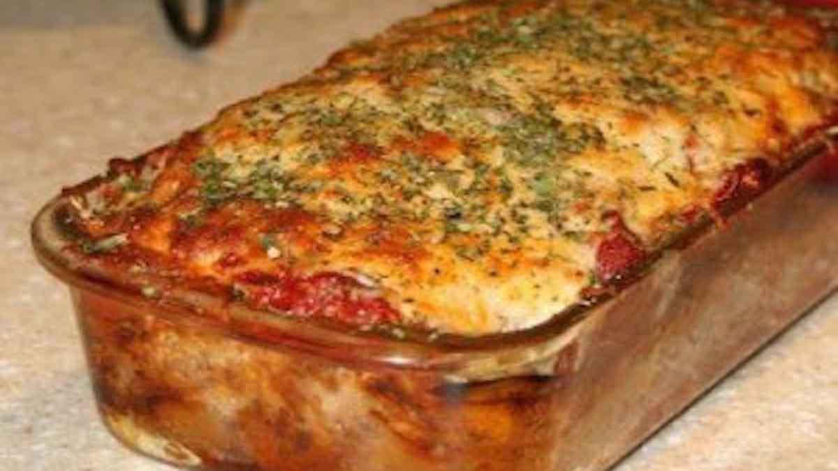 pain de viande au fromage