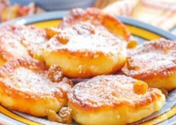 pancakes au yaourt