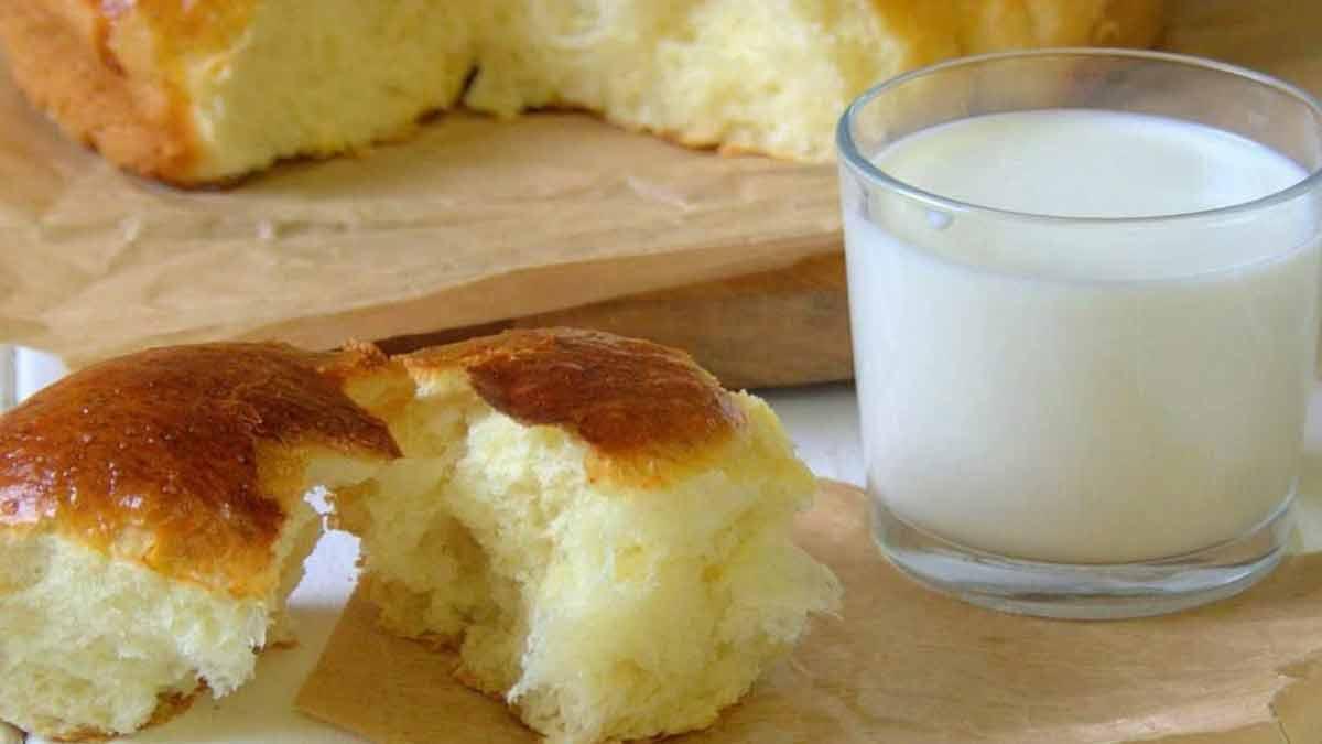 petits pains au lait japonais