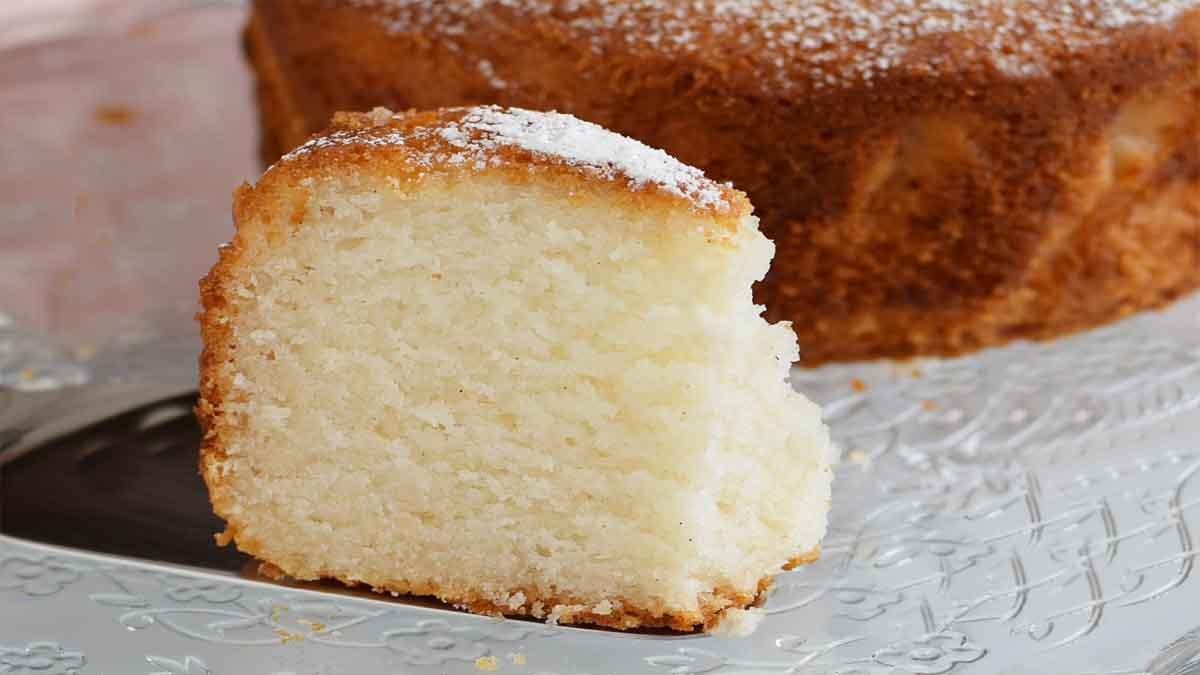Gâteau au yaourt sans gluten ni œufs