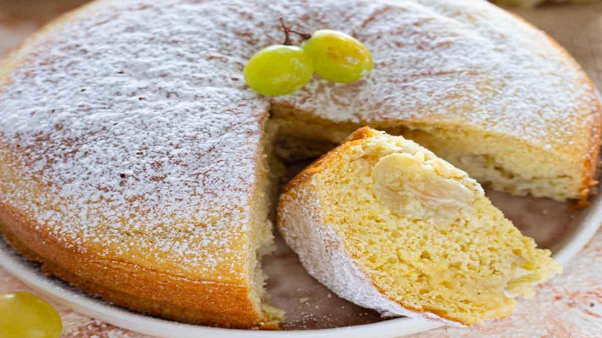 Gâteau aux raisins et au yaourt