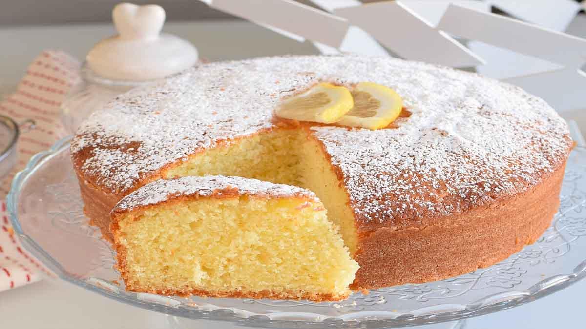 Gâteau paradisiaque au yaourt
