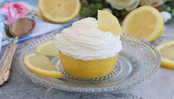 Mousse au citron irrésistible