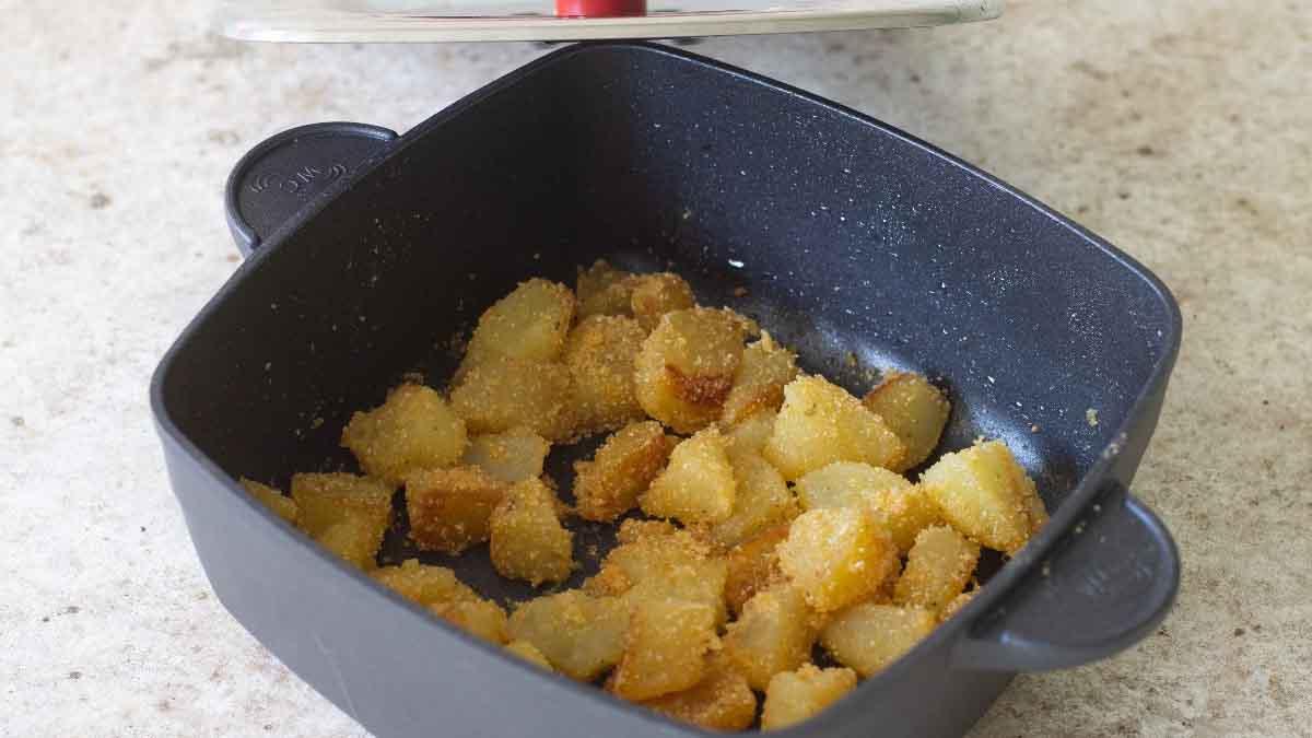 Pommes de terre au paprika au magic cooker