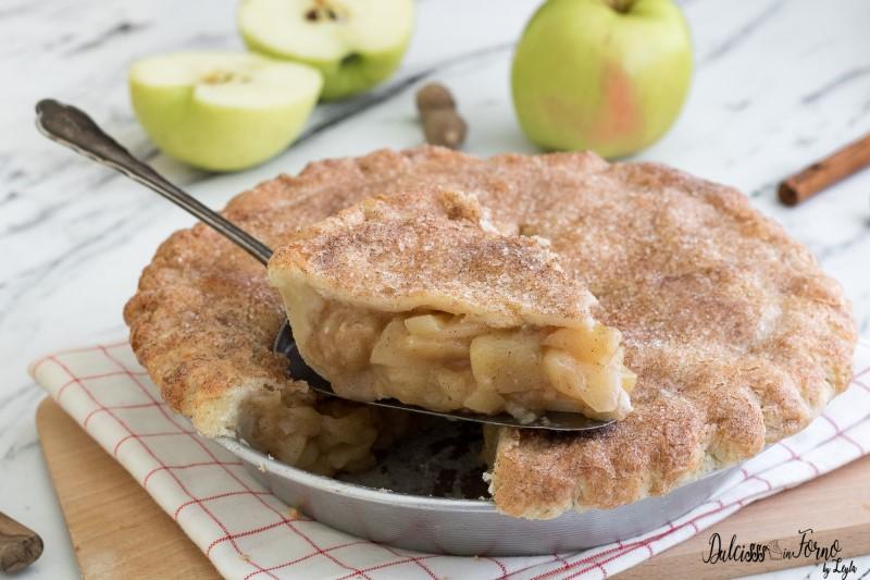 Tarte aux pommes inratable