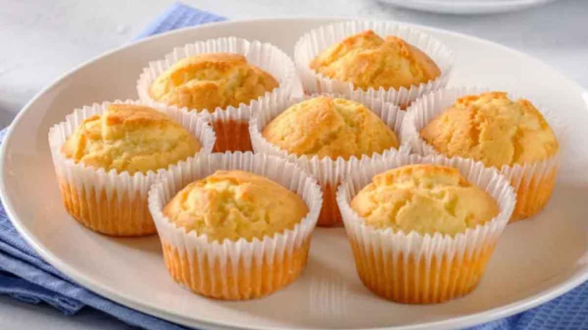 muffins au citron sans beurre
