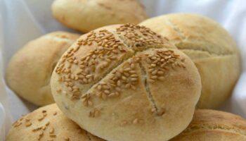 pain sans levure mère