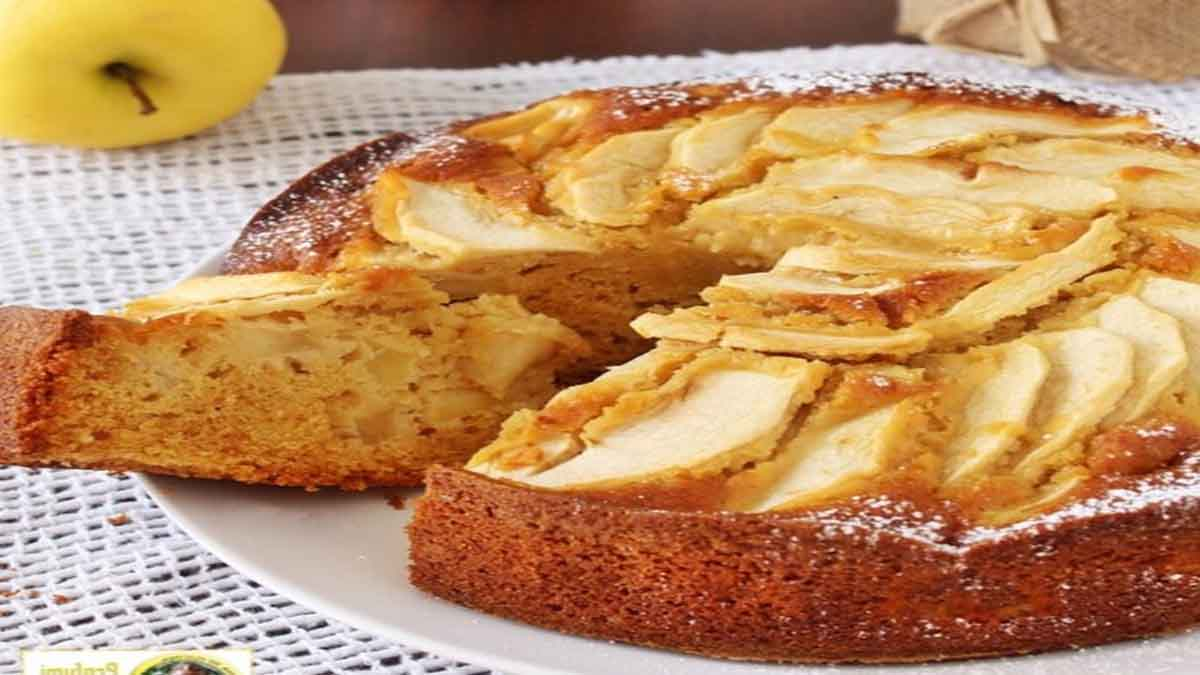 tarte aux pommes-caramel